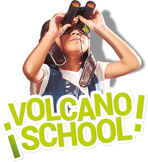 Volcano school educación