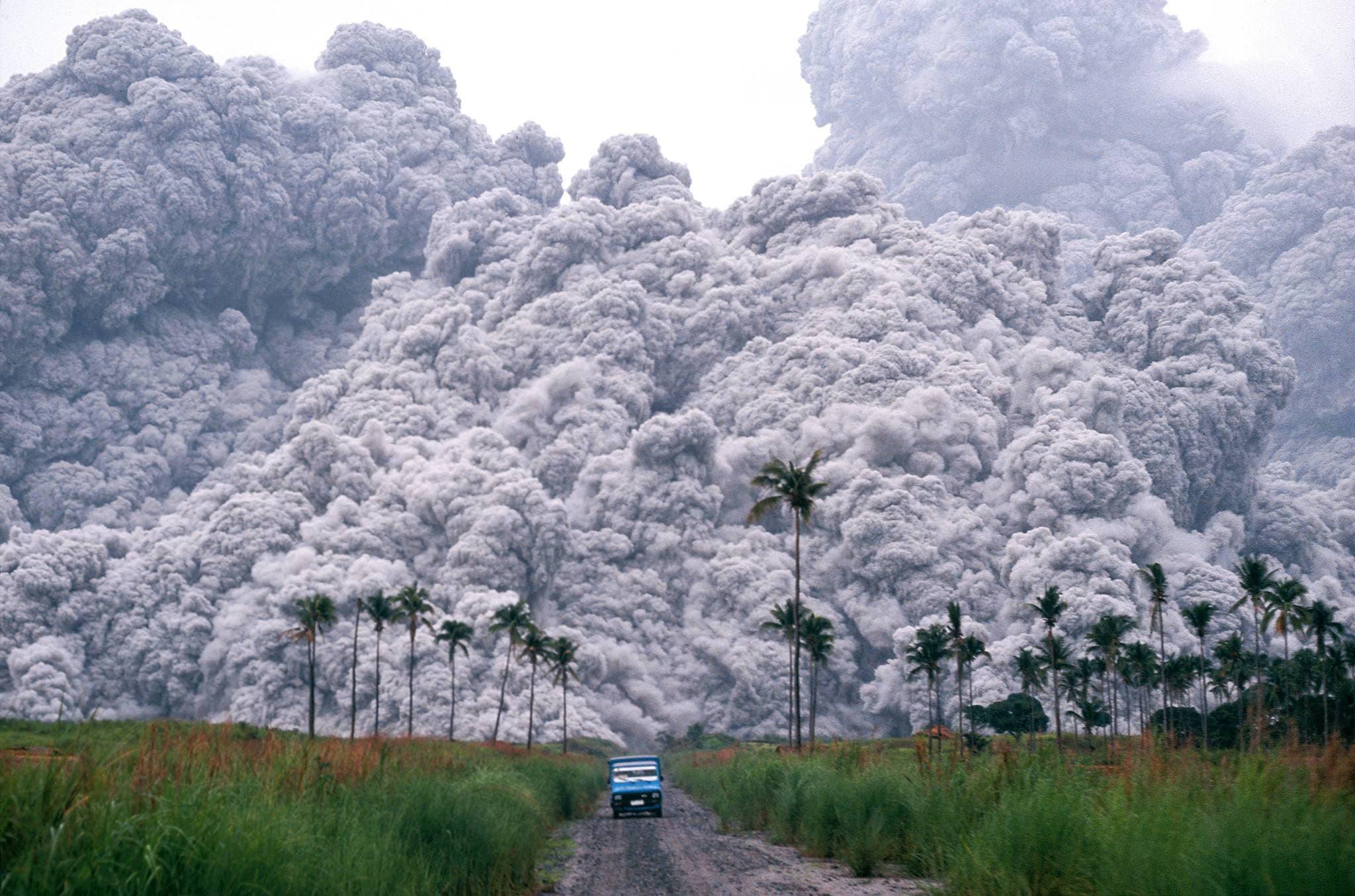 VEI erupción de tambora