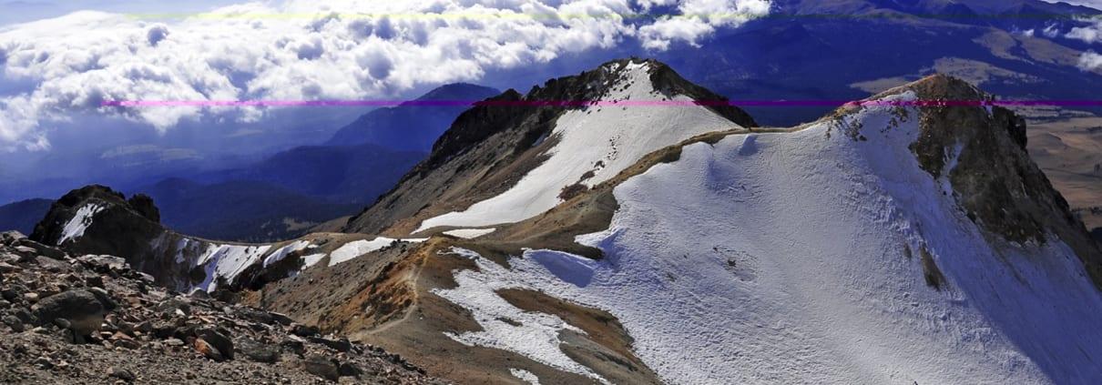 Leyenda de amor de los volcanes popocatepetl e iztaccihuatl