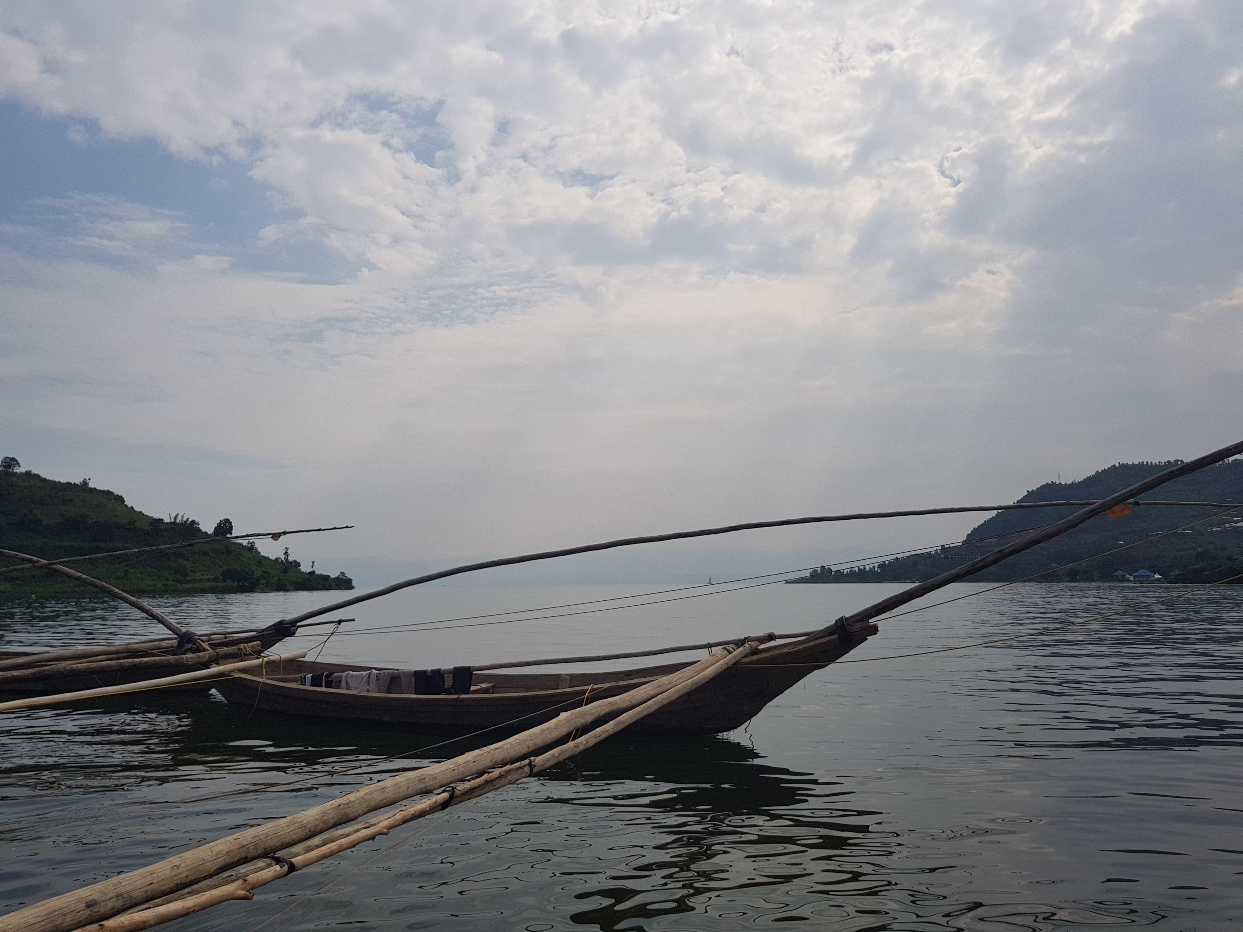 toxicidad en el lago kivu